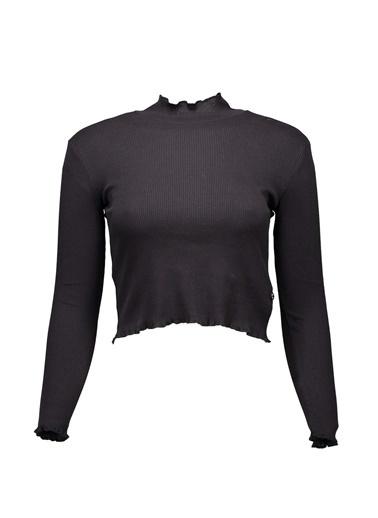 Collezione Siyah Kadın Bluz Siyah